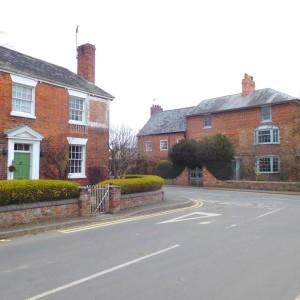 Kingsland crossroads