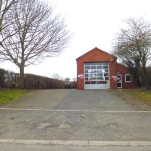 Kingsland fire station